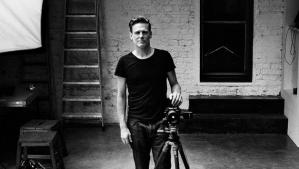 The rock singer Bryan Adams. Specializing in portraits and fashion, Bryan Adams captures the personality and highly charged sensibility of his subjects, primarily actors, models and celebrities from the world of music and the visual arts.