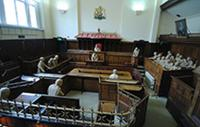 Historic Old Courtroom